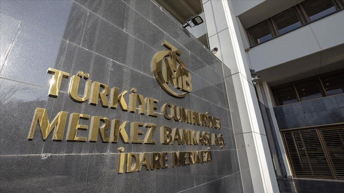 Merkez Bankası rezervleri arttı #1