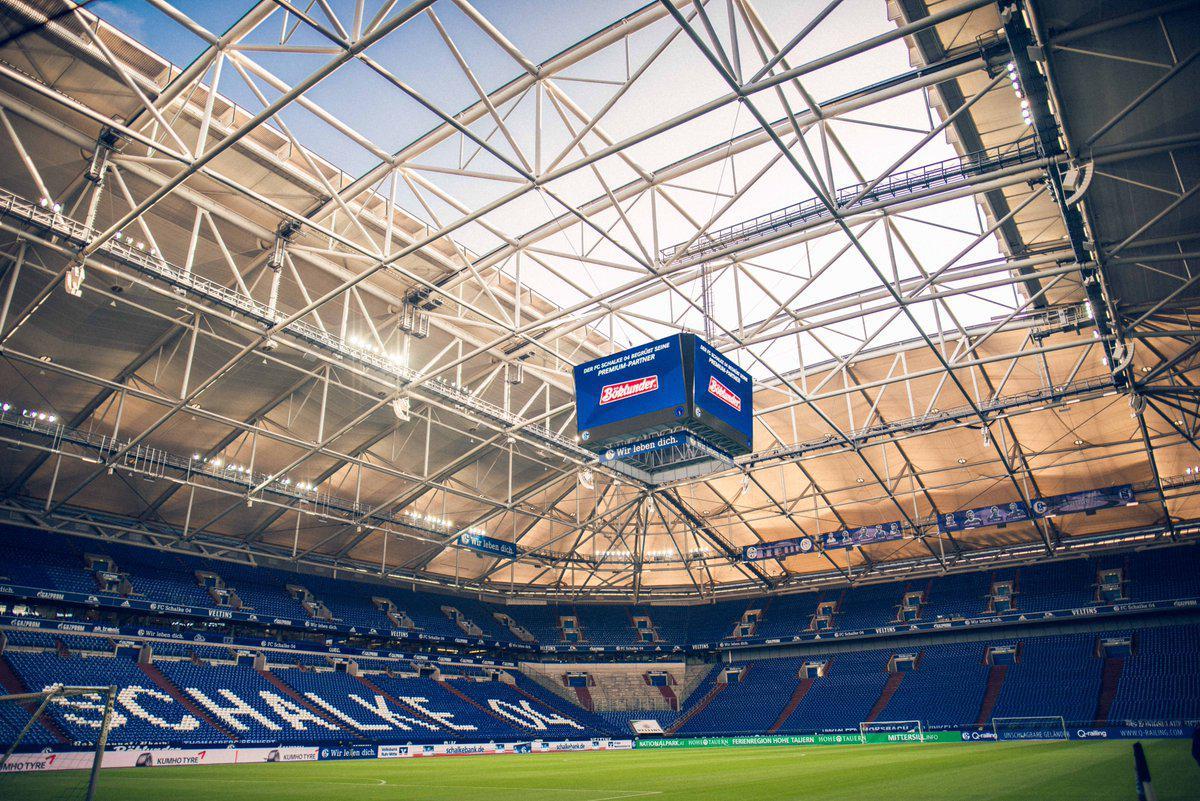 Schalke 04 Stadının adı ne? Schalke 04 Stadı nerede, kapasitesi