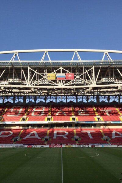 Spartak Moskova Stadının adı ne? Spartak Moskova Stadı nerede,