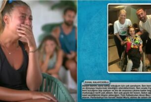 Survivor İletişim Ödülü duygulandırdı! Survivor Aleyna kardeşi kimdir, Cansu Kalaycıoğlu hastalığı ne?